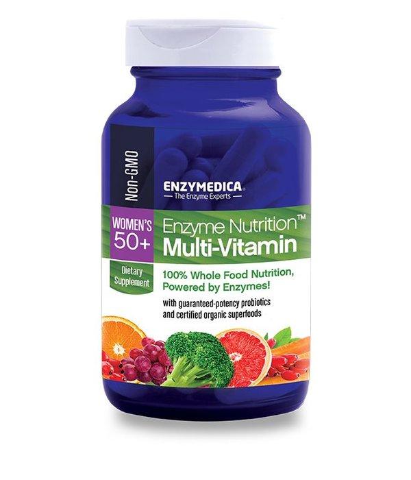 Enzymedica Enzymedica Enzyme Nutrition Women's 50+ 60 ct