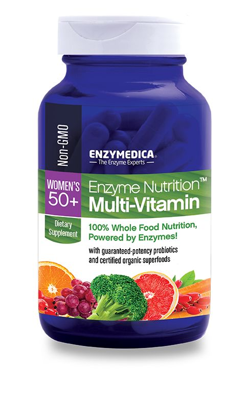 Enzymedica Enzymedica Enzyme Nutrition Women's 50+ 60 ct