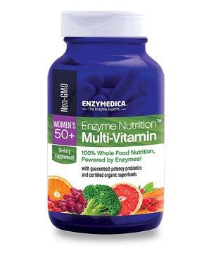 Enzymedica Enzyme Nutrition Women's 50+ 120 ct