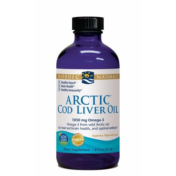 Arctic Cod Liver Oil 1060mg 8oz 00