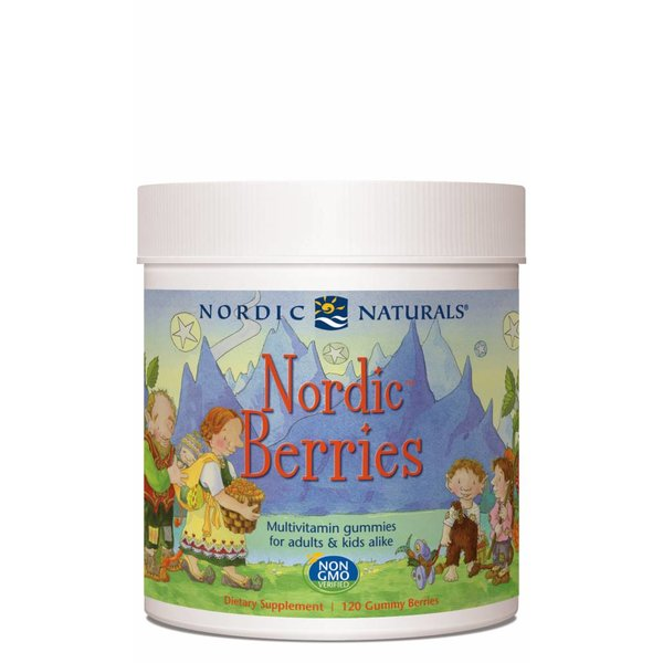 Nordic Berries 120 ct