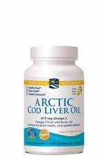Nordic Naturals Arctic Cod Liver Oil 675 mg 90 Ct