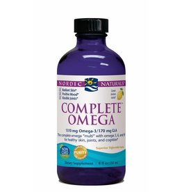 Nordic Naturals Complete Omega 1310 mg Lemon 8 oz