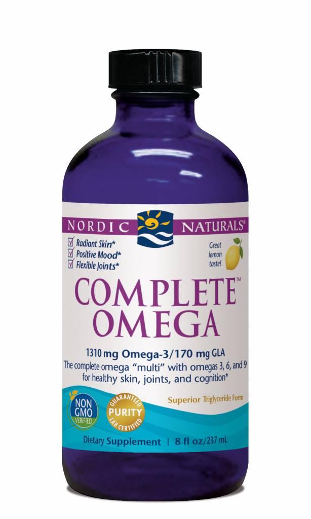Nordic Naturals Nordic Naturals Complete Omega 1310 mg Lemon 8 oz