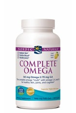 Nordic Naturals Complete Omega 565 mg 120 Ct