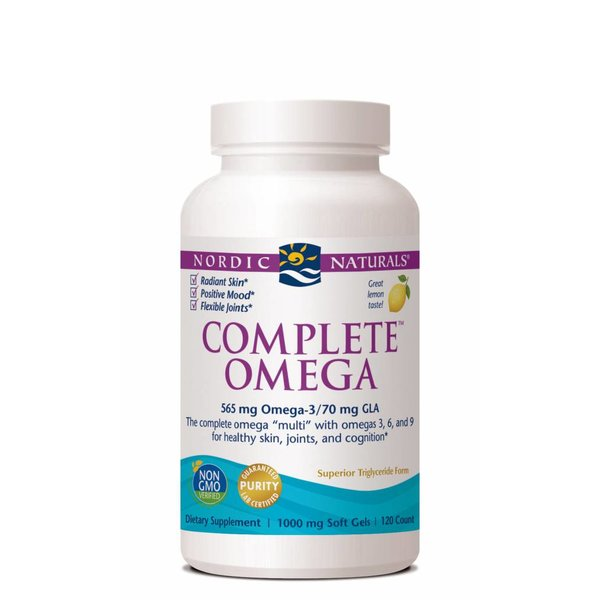Complete Omega 565 mg 120 Ct