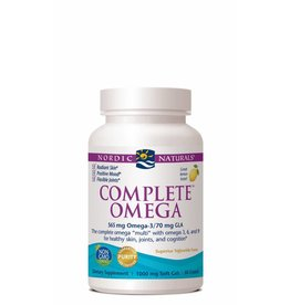 Nordic Naturals Complete Omega 565 mg 60 ct