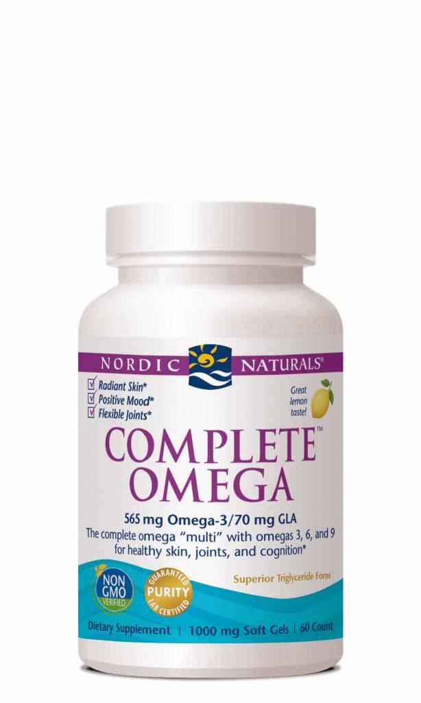 Nordic Naturals Nordic Naturals Complete Omega 565 mg 60 ct