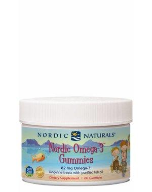 Nordic Naturals Nordic Omega-3 Gummies 82 mg 60 ct