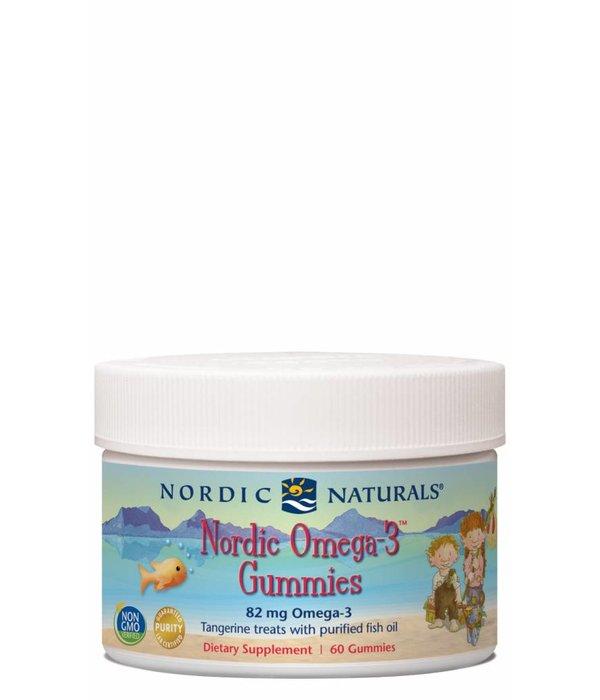 Nordic Naturals Nordic Naturals Nordic Omega-3 Gummies 82 mg 60 ct