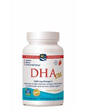 Nordic Naturals DHA Xtra 1660 mg 60 ct