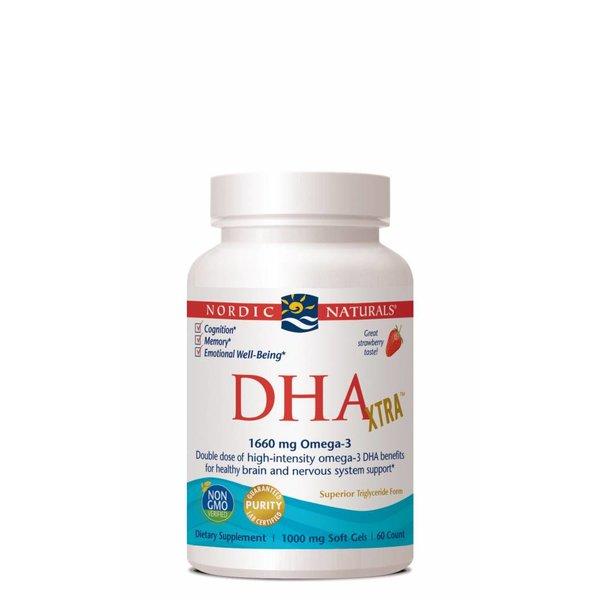 DHA Xtra 1660 mg 60 ct
