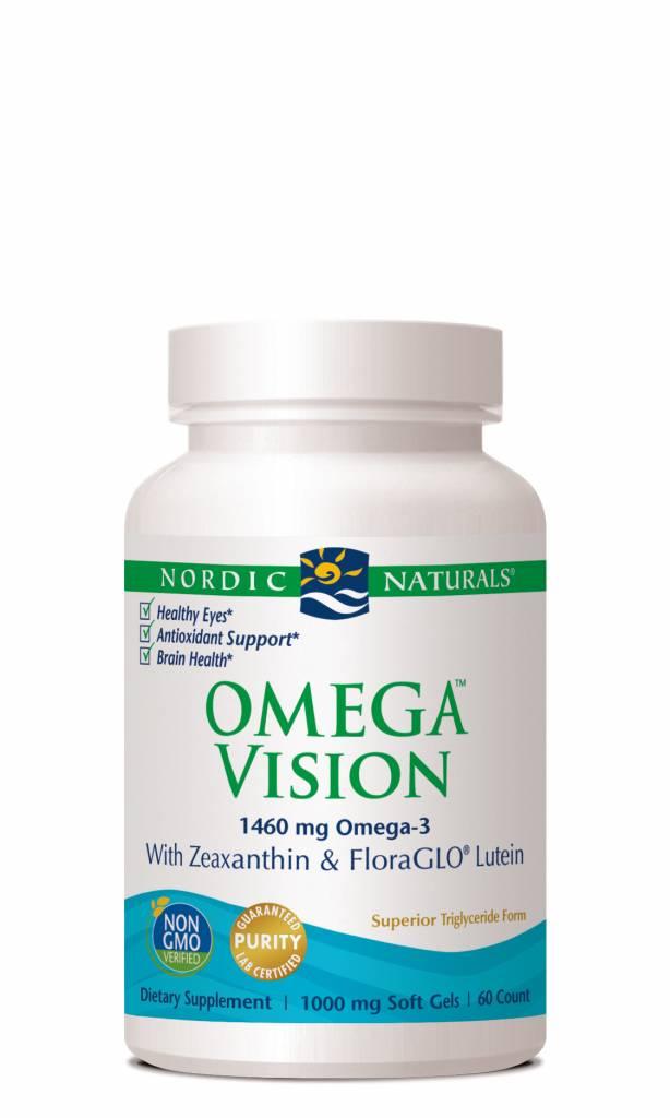 Nordic Naturals Nordic Naturals Omega Vision 1460 mg 60 ct
