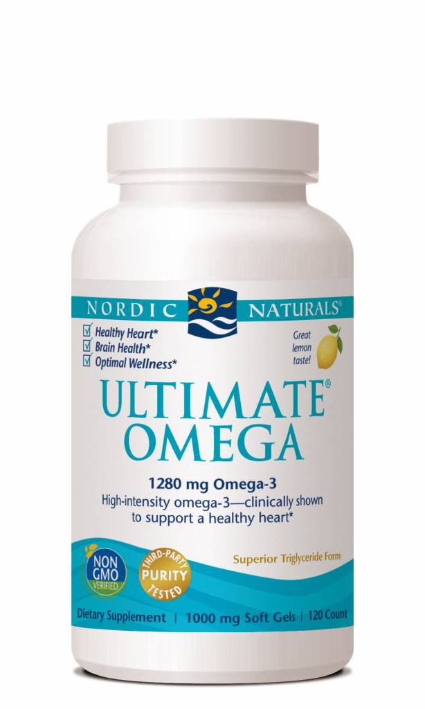 Nordic Naturals Nordic Naturals Ultimate Omega 1280mg 120 ct