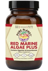 Pure Planet Pure Planet Red Marine Algae Plus 90 Count