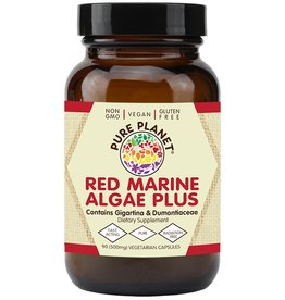 Pure Planet Red Marine Algae Plus 90 Ct