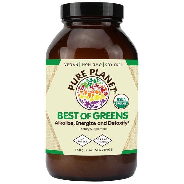 Best of Greens Original Unflavored 60 Servings