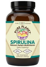 Pure Planet Pure Planet Spirulina 500 mg 200 Count