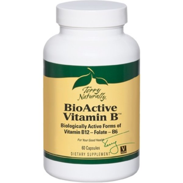 Bioactive Vitamin B  60 ct