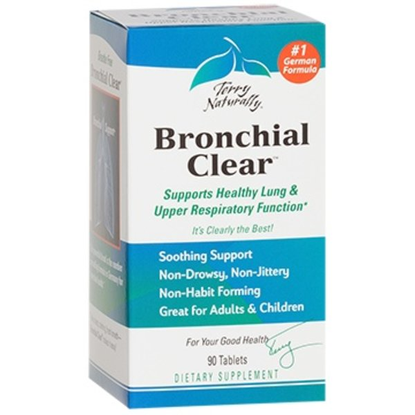 Terry Naturally Bronchial Clear 90 ct