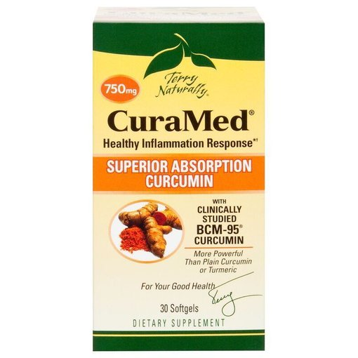Europharma CuraMed 750mg 30 ct