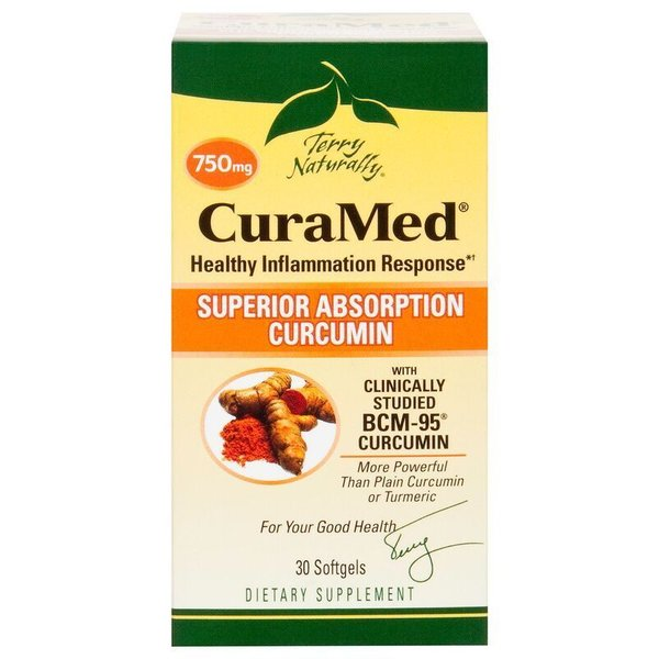 CuraMed 750mg 30 ct