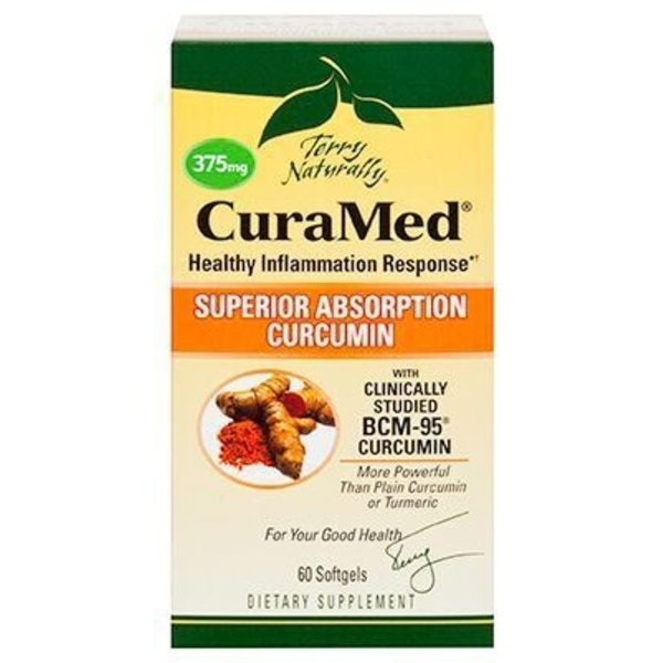 CuraMed 375mg 60 Ct
