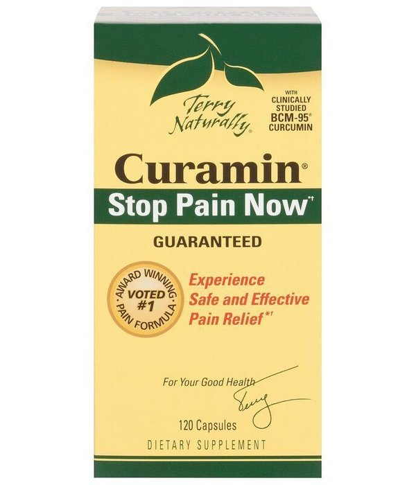 Europharma Terry Naturally Curamin 120 ct