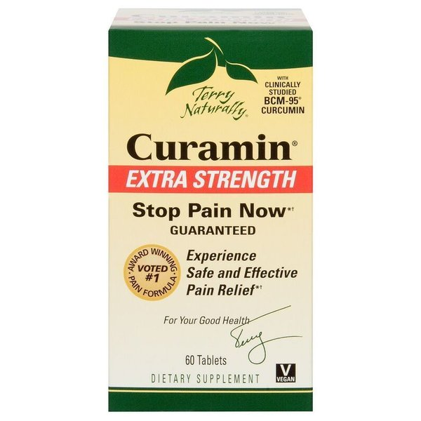 Curamin Extra Strength 60 ct
