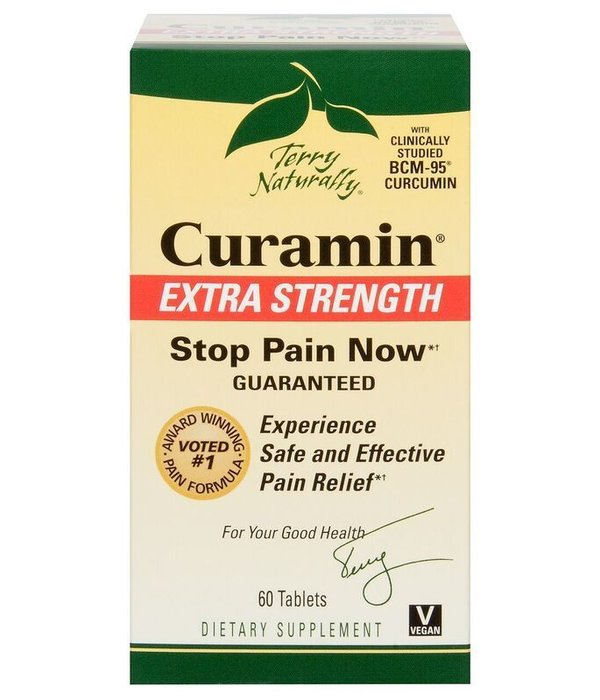 Europharma Terry Naturally Curamin Extra Strength 60 ct