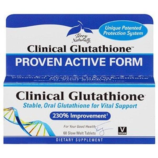Clinical Glutathione 60 ct