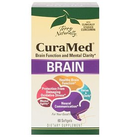 Europharma CuraMed Brain 60ct