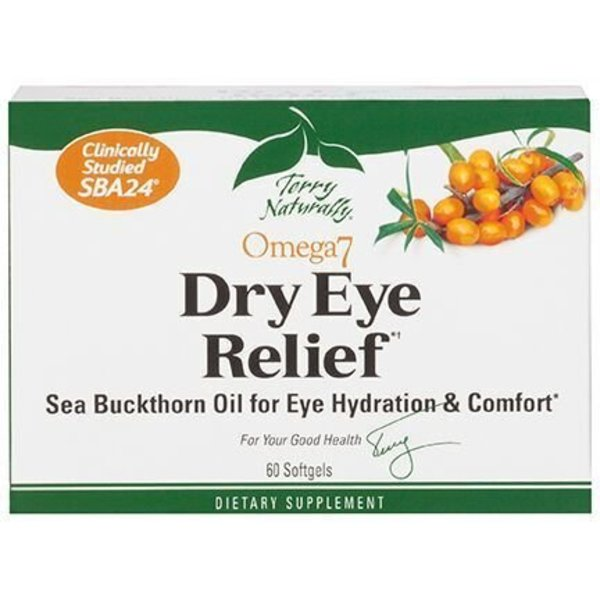 Omega-7 Eye Relief 60 ct