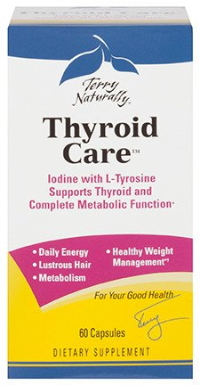 Europharma Terry Naturally Thyroid Care 60 ct