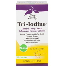 Europharma Tri-Iodine 12.5mg 90 ct