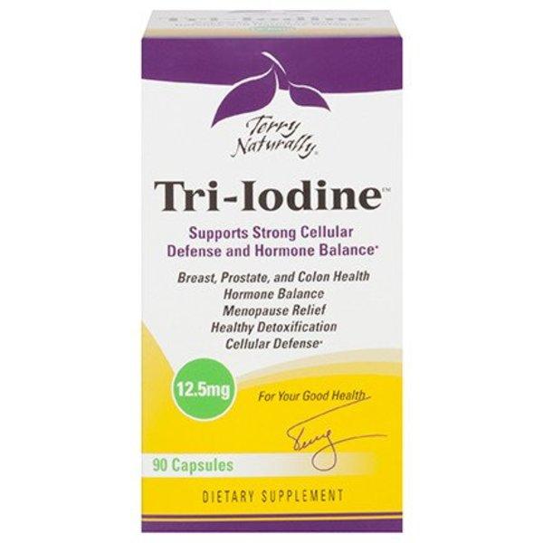 Tri-Iodine 12.5mg 90 ct