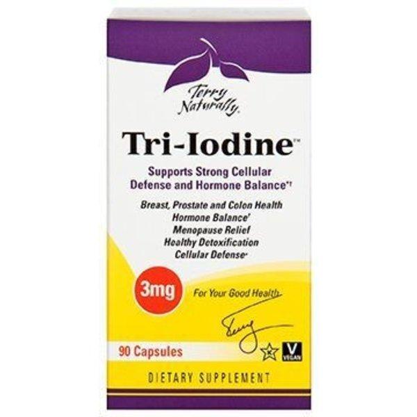 Tri-Iodine 3mg 90 ct