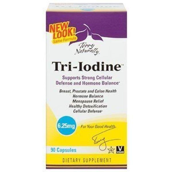 Tri-Iodine 6.25mg 90 ct