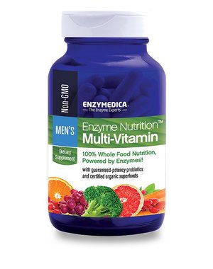 Enzymedica Enzyme Nutrition Men's 120 ct
