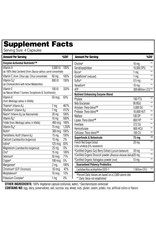 Enzymedica Enzymedica Enzyme Nutrition Men's 120 ct