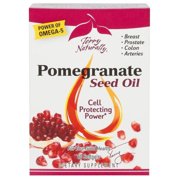 Pomegranate Seed Oil 60 ct