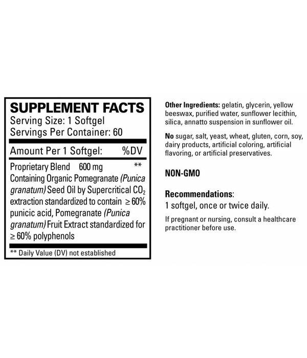 Europharma TN Pomegranate Seed Oil 60ct