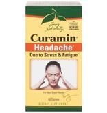 Europharma Terry Naturally Curamin Headache 60 ct