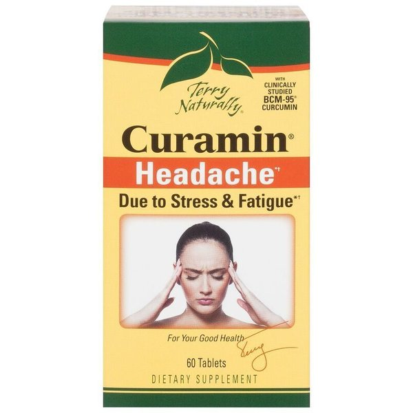 Curamin Headache 60 ct