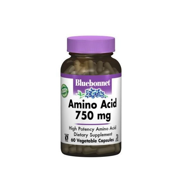 Amino Acid Complex 750mg 120ct