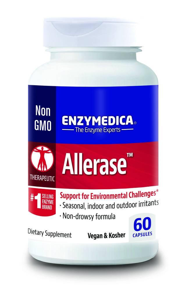 Enzymedica Allerase 60 ct
