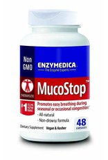 Enzymedica MucoStop 48ct