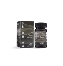 Full Strength Capsules 15mg 30ct
