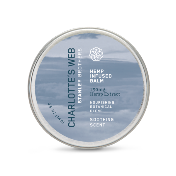 CW Hemp Infused Balm Soothing Scent .5oz