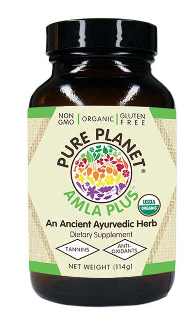 Pure Planet Pure Planet Amla Powder 4oz